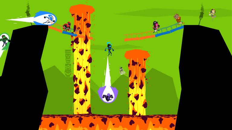 E3 2015 : Nintendo présente Runbow
