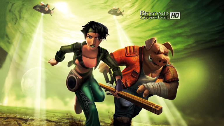 E3 2015 : Ancel ne travaille pas sur Beyond Good & Evil 2 selon Ubisoft