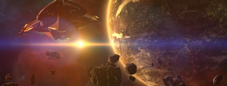 Master of Orion, un classique remis au goût du jour : E3 2015
