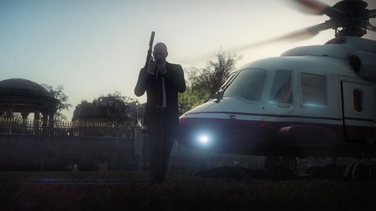 E3 2015 : Nouvelles images pour Hitman