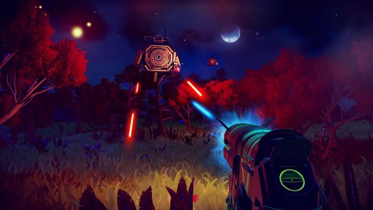 E3 2015 : No Man's Sky sortira simultanément sur PC et PS4