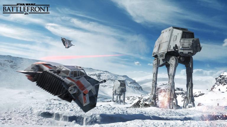 Star Wars: Battlefront, entre ambiance fabuleuse et gameplay à peaufiner : E3 2015