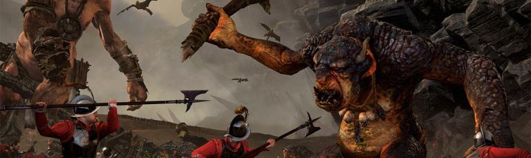 Total War : Warhammer, deux franchises se rencontrent : E3 2015