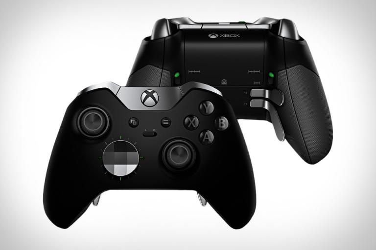E3 2015 : Xbox Elite Controller - La manette modulable