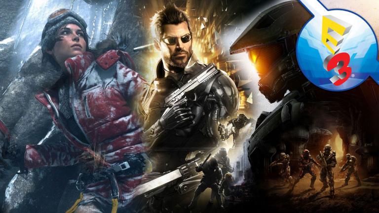 E3 2015 : les meilleurs jeux par genre