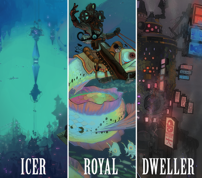 Diluvion - Un shooter aquatique actuellement en Kickstarter
