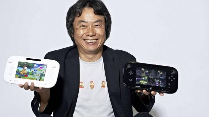 Shigeru Miyamoto revient sur l'échec de la Wii U