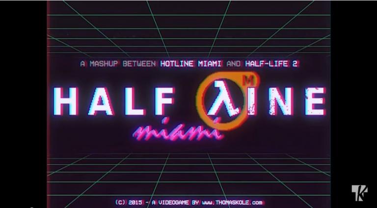Half-Line Miami : Le cross-over improbable
