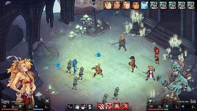 Regalia : Un J-RPG qui montre du potentiel