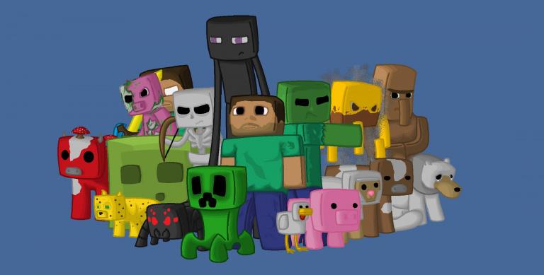 Minecraft - Une fuite du prochain contenu