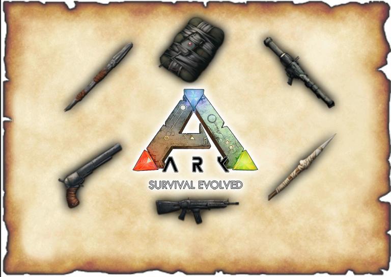 Как сделать транквилизирующие стрелы в ark
