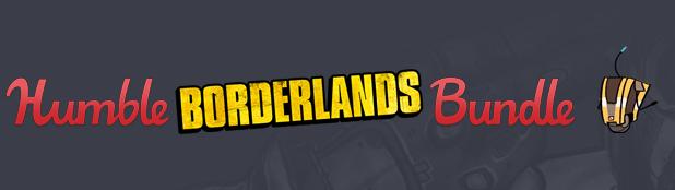 Humble Bundle brade la série Borderlands
