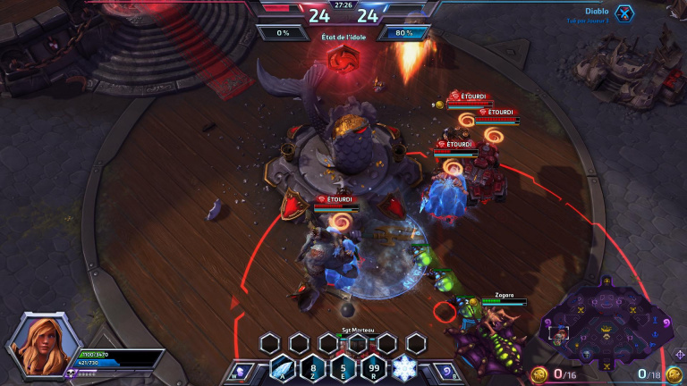 Heroes of the Storm - Le MOBA façon Blizzard