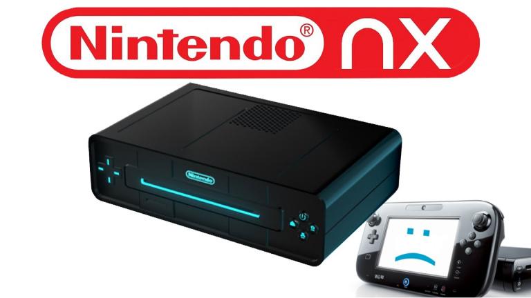 Nintendo craint que leurs concurrents s'inspirent de la NX