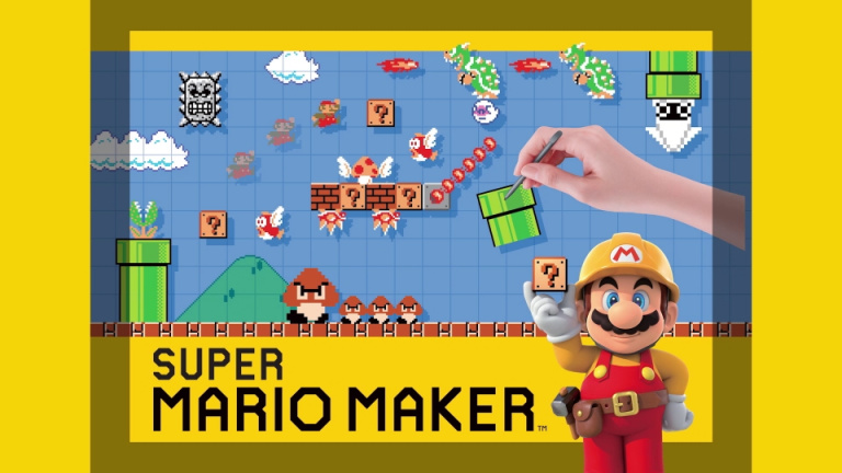Super Mario Maker : Une centaine de niveaux officiels inclus