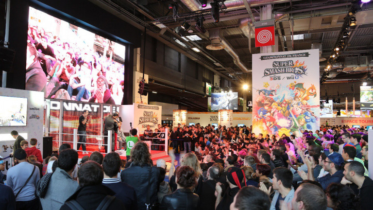 Japan Expo 2015 : Avalanche de tournois Nintendo