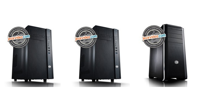Découvrez les trois configurations gamer créées par le forum Matériel Informatique de jeuxvideo.com !