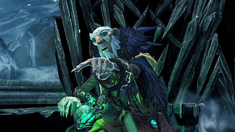 Darksiders II : Deathinitive Edition se compare en images