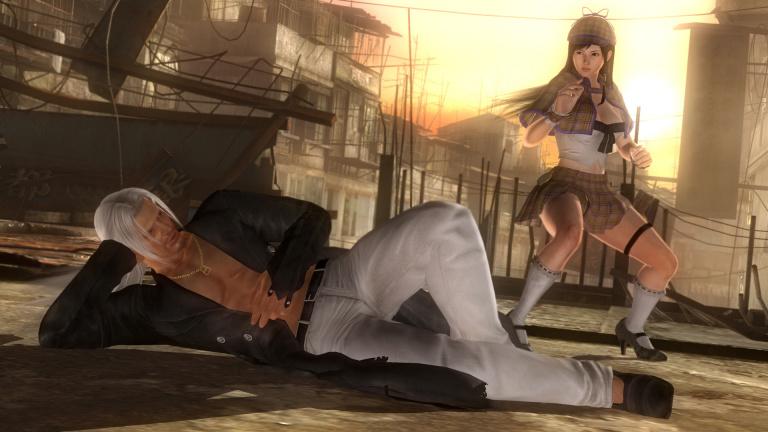 Toujours pas de online pour la version PC de Dead or Alive 5 : Last Round