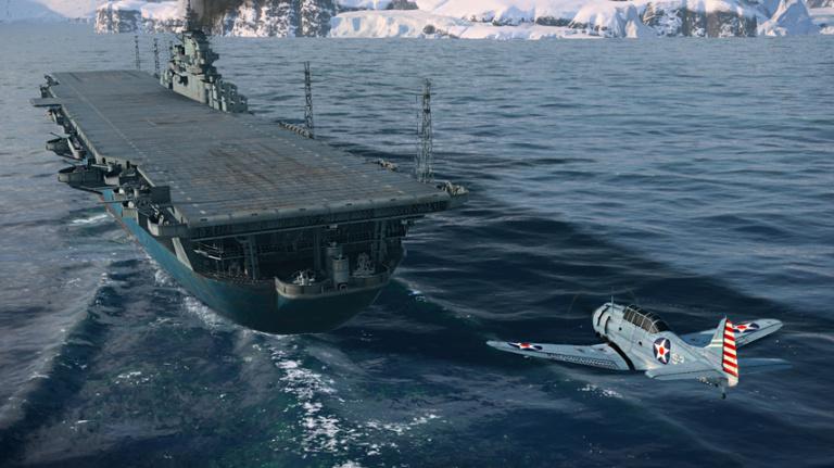 World of Warships lance sa bêta ouverte