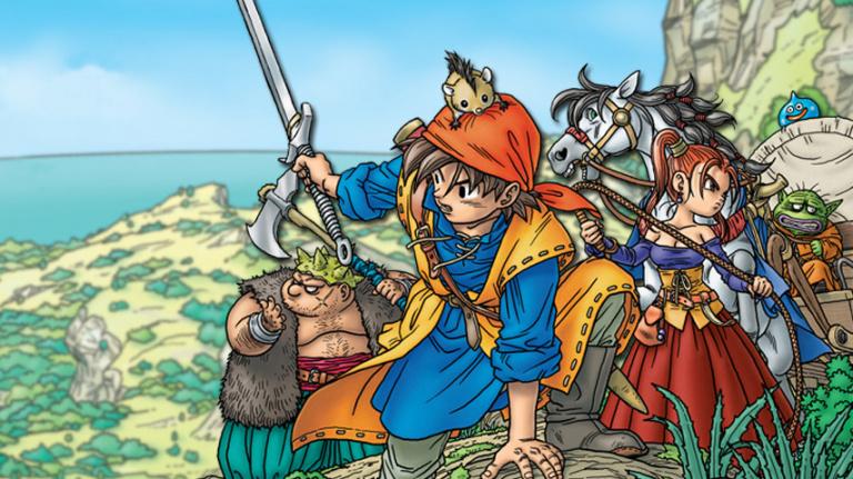 Dragon Quest 8 : Donjon, boss et grosse annonce