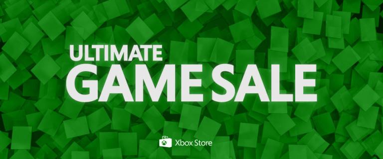 Xbox Live : le retour de l'Ultimate Game Sale