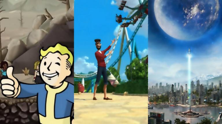 E3 2015 : Les jeux de gestion