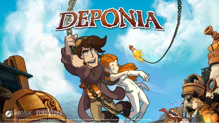 Deponia se balance sur iPad cet été