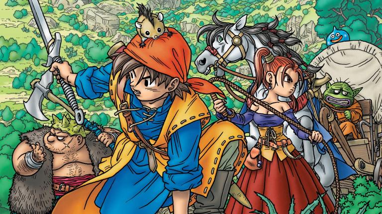Dragon Quest VII et VIII bientôt chez nous