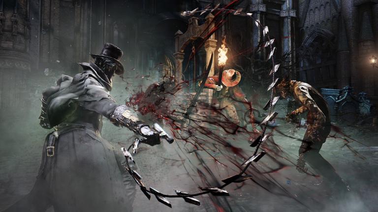 Bloodborne : Un patch 1.05 pour améliorer le mode coop