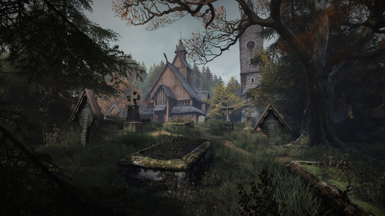 Ethan Carter le 15 juillet sur PS4