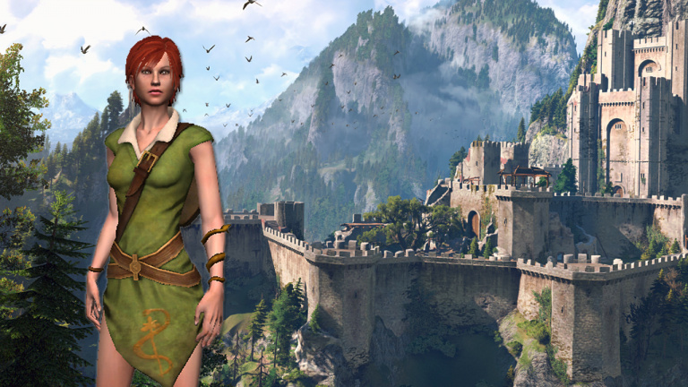The Witcher 3 : Shani confirmée dans Hearts of Stone
