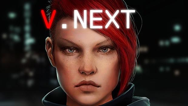 V.Next - Un jeu d'aventure épisodique en Kickstarter