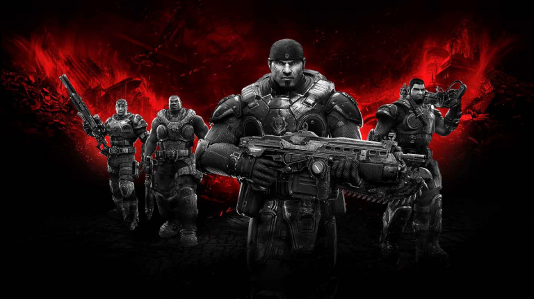 Gears of War Ultimate Edition sept fois plus lourd que l'original