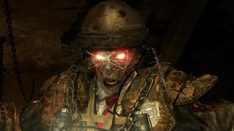 Un Zombie difficile à abattre