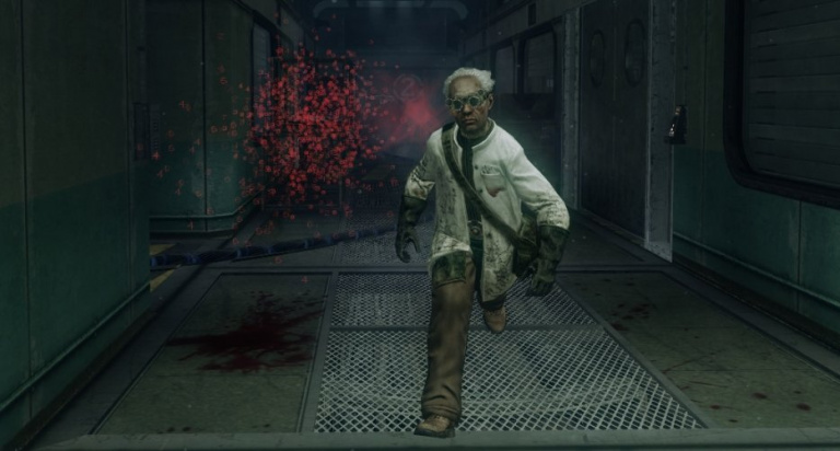 Uniquement sur le mode Zombies de Black Ops