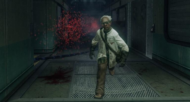 Uniquement sur le mode Zombies de Black Ops