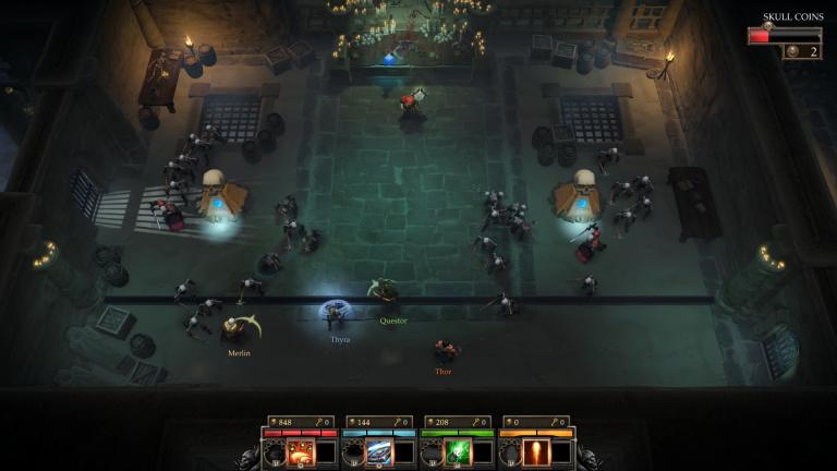 Gauntlet : Slayer Edition désormais disponible sur PS4
