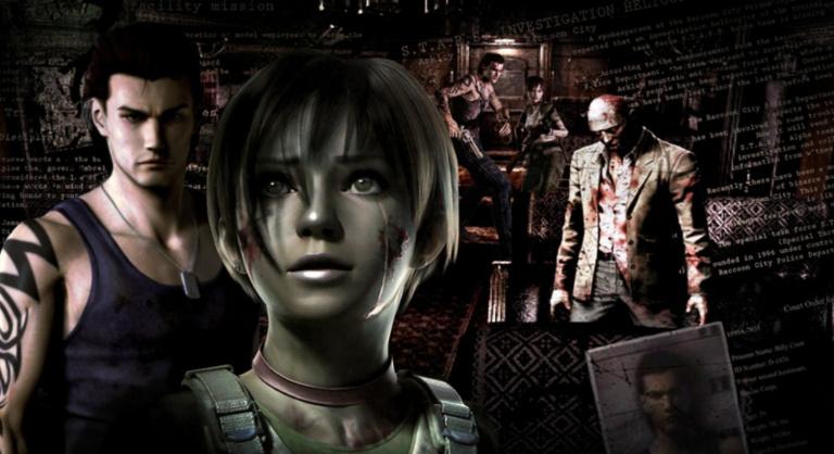 Comparaison graphique entre la version HD et le prototype de Resident Evil 0
