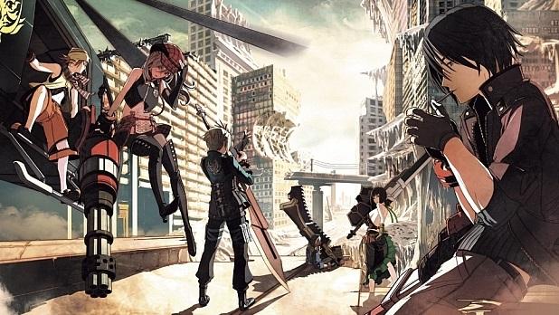 L'anime God Eater en simulcast H+1 tous les dimanches sur jeuxvideo.com