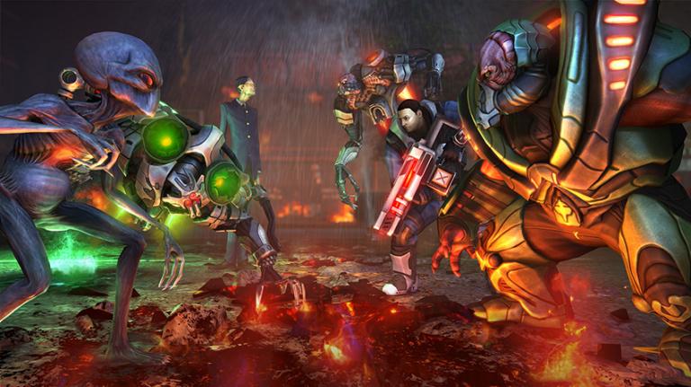 XCOM : Enemy Unknown sur Vita ?