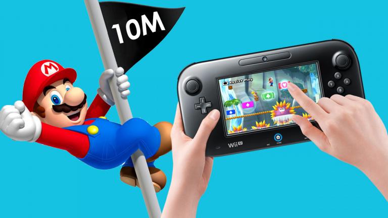 La Wii U atteint (enfin) les 10 millions de ventes