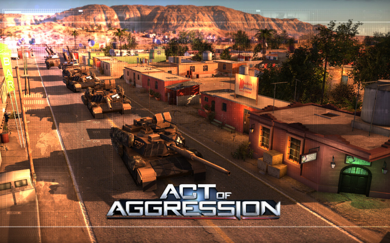 Promo : Act of Aggression à 35,99 €