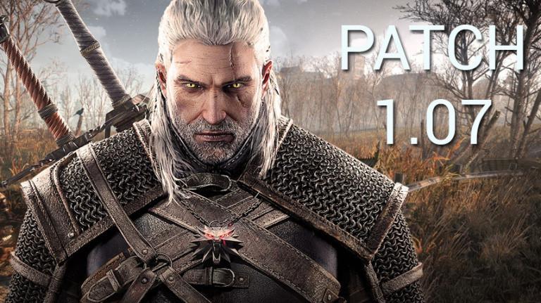 The Witcher 3 : Voici tous les détails du patch 1.07