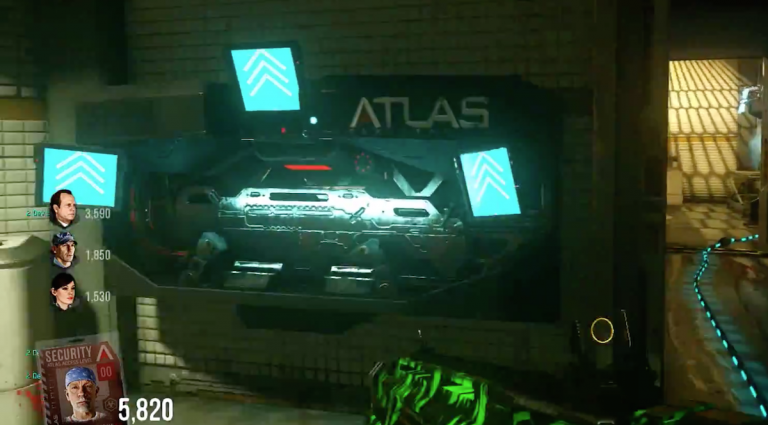 Le Mode Exo Zombie d'Advanced Warfare, un portage incomplet ?
