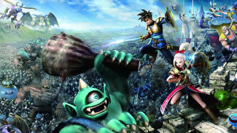 Les créateurs s'expriment sur Dragon Quest Heroes