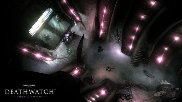 Warhammer 40.000 Deathwatch : Tyranid Invasion - La guerre débute le 16 juillet