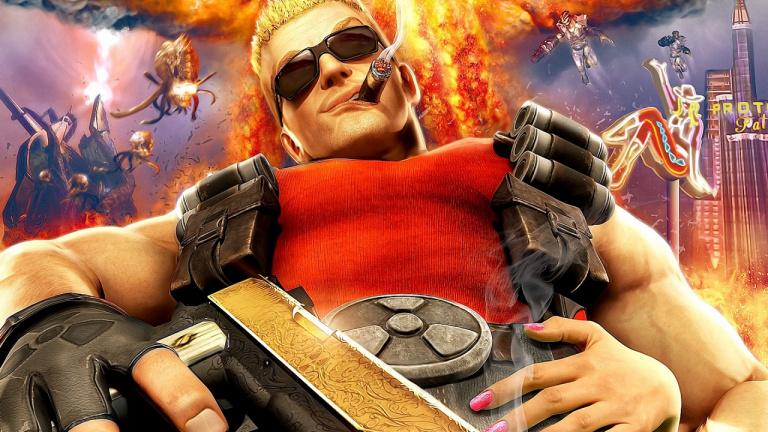 """Duke Nukem, le plus """"équipé"""" des machos serait de retour"""