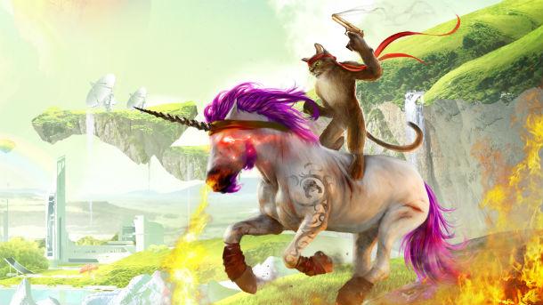 Awesome level max le dlc de trials fusion ne fait pas - Trial fusion unicorn ...