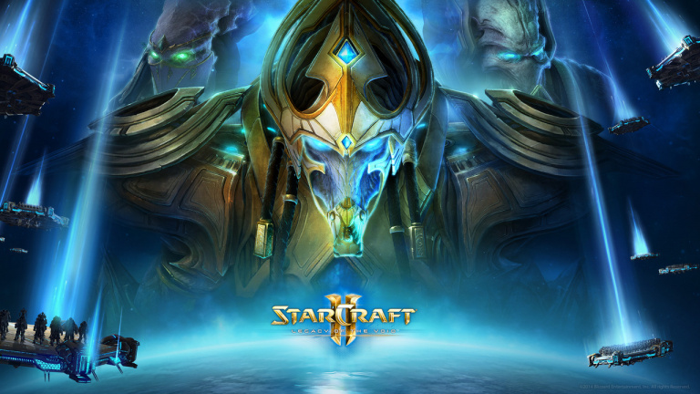 Starcraft II: Legacy of the Void est disponible à la précommande